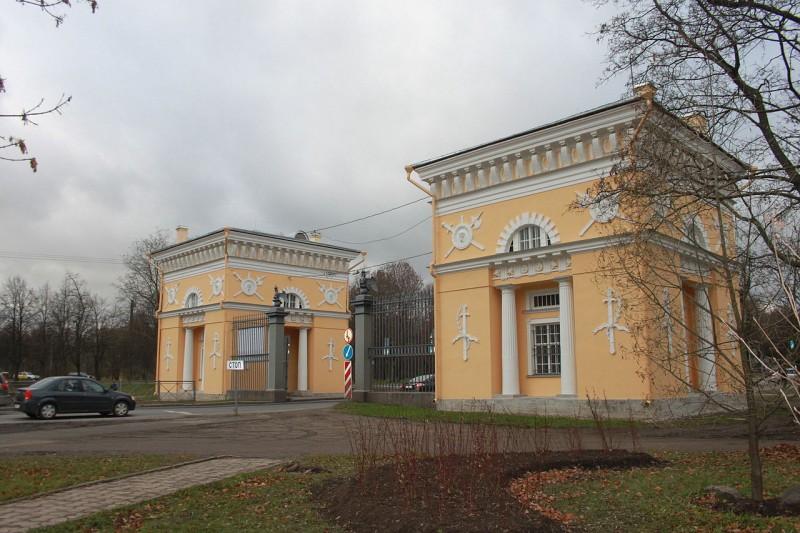 Московские ворота. Автор фото: Виктория Щипкова (Wikimedia Commons)