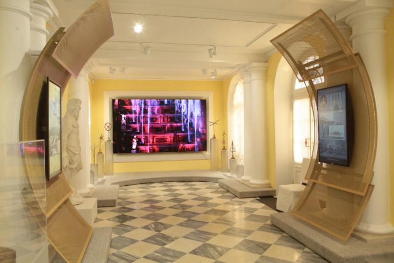 Музей фонтанного дела в Петергофе. Фото: peterhofmuseum.ru