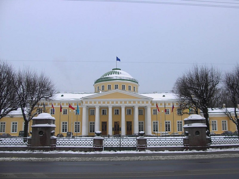 Музей истории парламентаризма. Автор: Aleksander Razumov (Александр Разумов), Wikimedia Commons