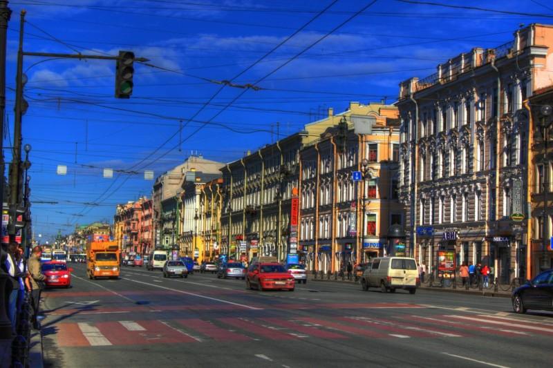 Невский проспект — история: от начала до современности
