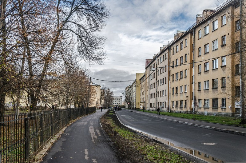 Оборонная улица. Источник: https://ru.wikipedia.org