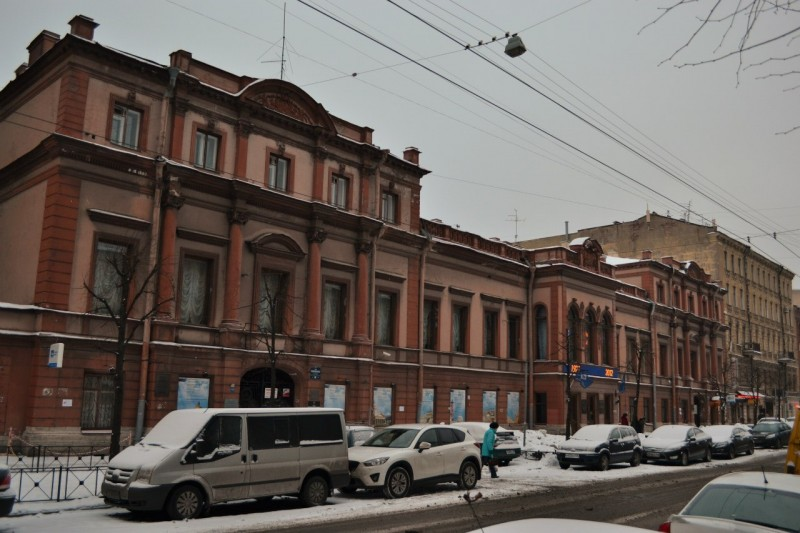 Особняк Барятинских. Автор фотогафии: Андрей Дамиров