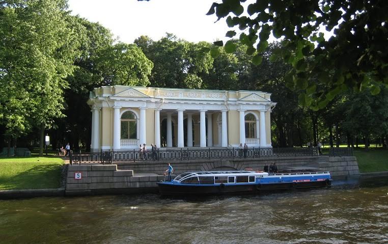 Павловский парк. Автор: Peterburg.center