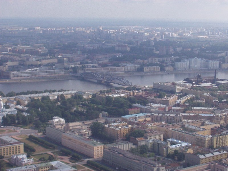 Мост Петра Великого. Автор фото: Ssr (Wikimedia Commons)