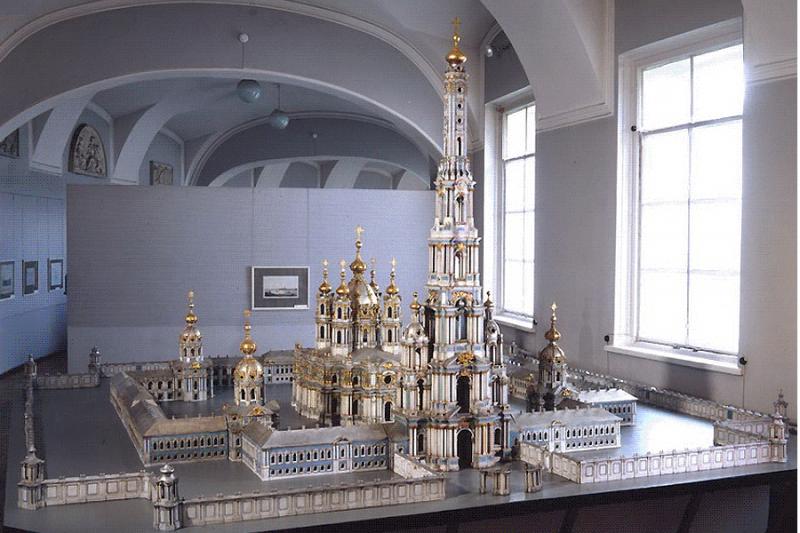 Петербург в архитектурных моделях и чертежах, источник фото: http://www.architime.ru/competition/2015/exhibition110215.htm