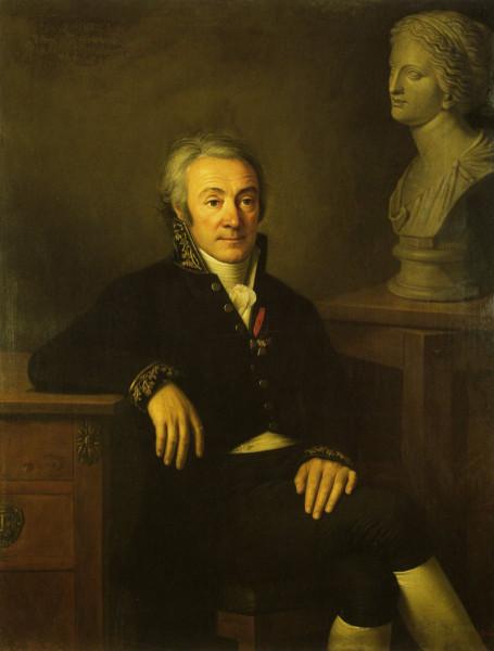Иван Прокофьевич Прокофьев, фото с сайта Test-a.rusmuseumvrm.ru