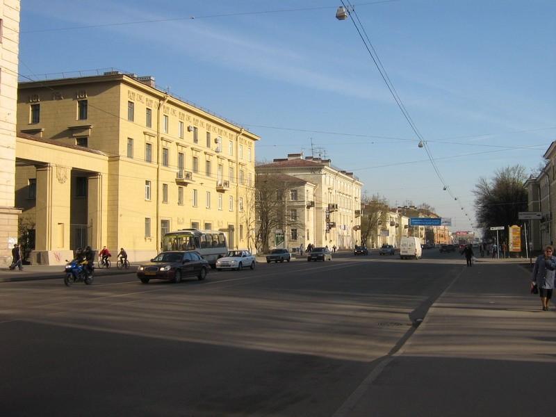 Проспект Энгельса, источник фото: Wikimedia Commons, Автор: Дмитрий Гришин