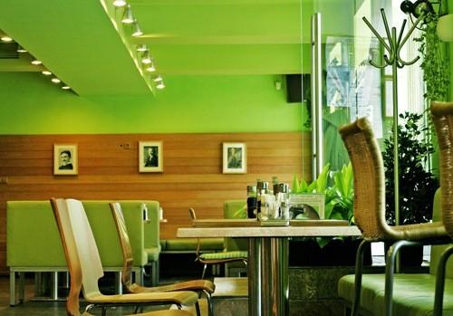 """Вегетарианское Кафе """"Рада & K."""", источник фото: https://vk.com/rada_i_k, Автор: Анна Луневская"""