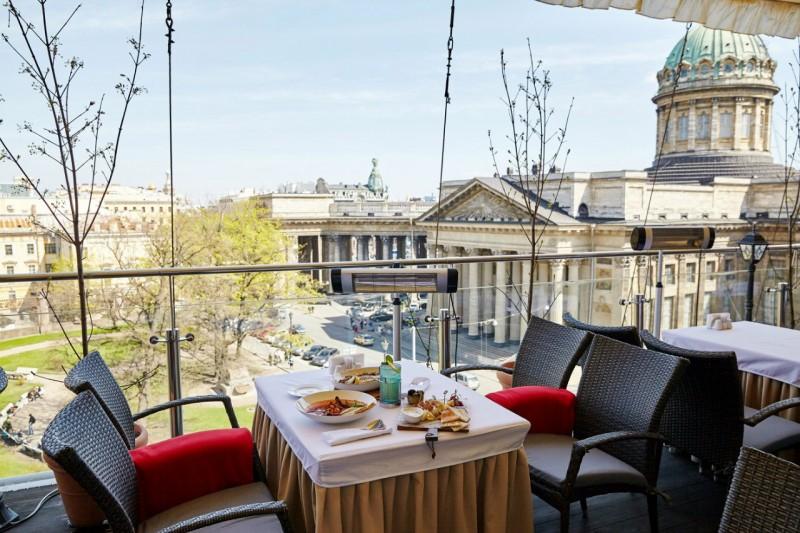 Ресторан terrassa