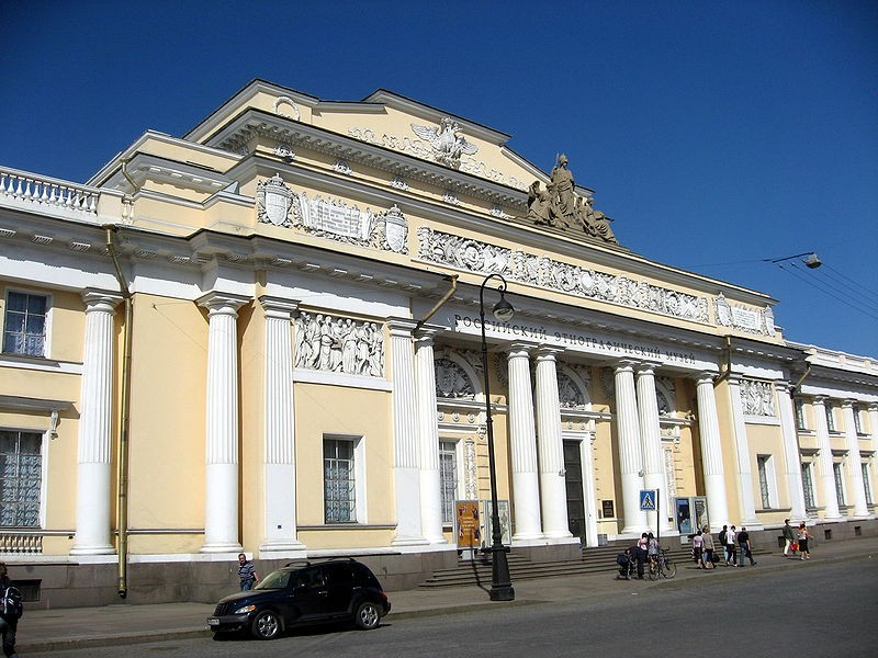 Российский этнографический музей. Автор фото: Dezidor (Wikimedia Commons)
