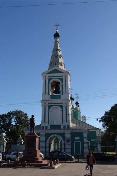 Сампсониевский собор. Автор: Peterburg.center