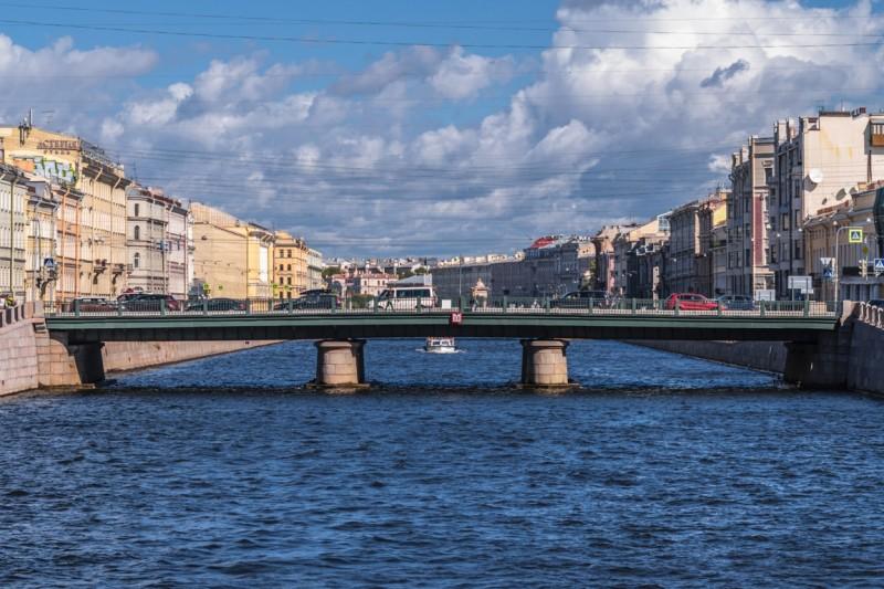 Семеновский мост. Автор: Florstein, Wikimedia Commons