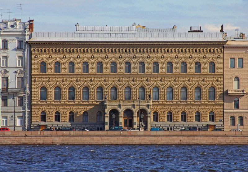Владимирский дворец. Автор: A.Savin, Wikimedia Commons