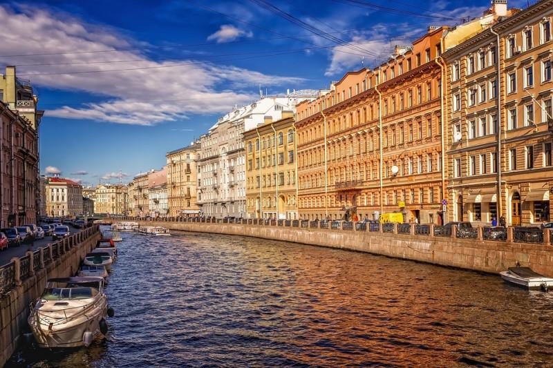 Санкт Петербург Исторический Центр Канал