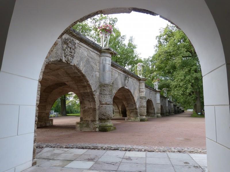 Исторические места и дворцы Санкт-Петербурга