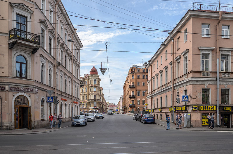 Столярный переулок, Author: Florstein (WikiPhotoSpace)