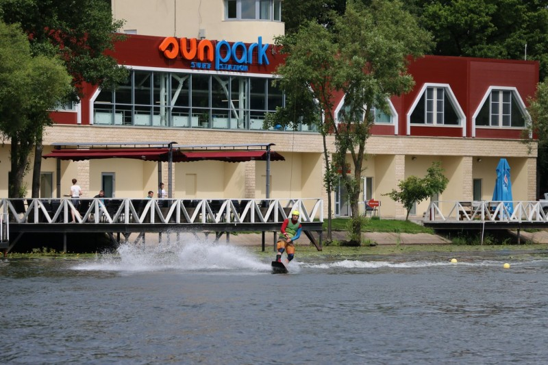 Sunpark wakecable. Фото: Екатерина Дружинина