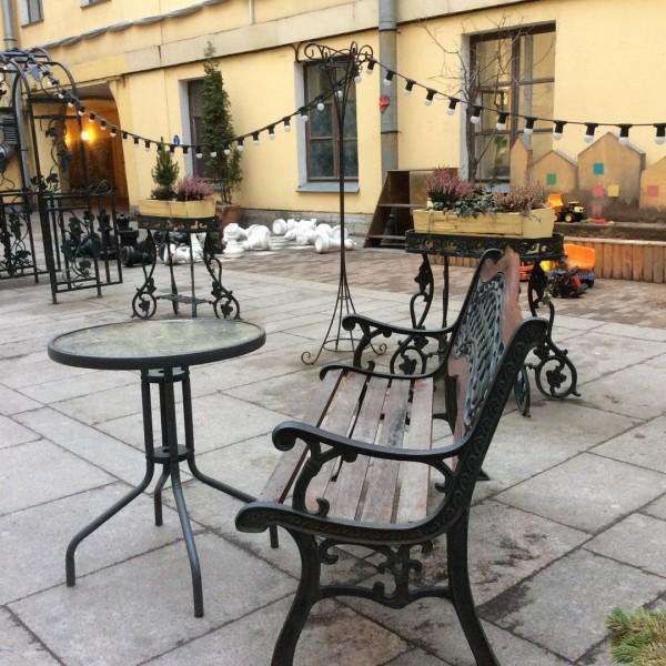 Ресторан-гостиная Teplo. Автор фото: Оксана Денисенко