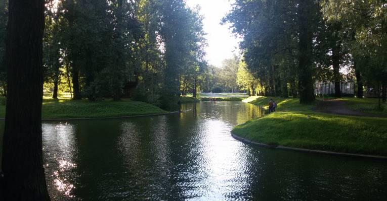 Парк имени И. В. Бабушкина. Фото: turizm.ru
