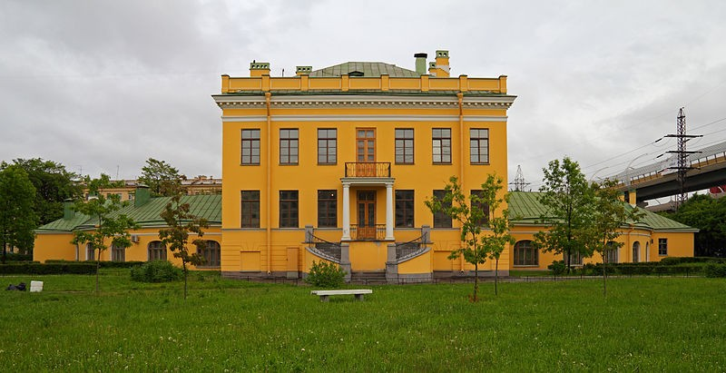 Усадьба Кирьяново, источник фото: Wikimedia Commons, Автор: A.Savin