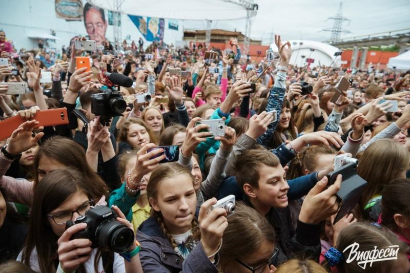 Видфест 2016 • 28 мая • Санкт-Петербург, источник фото: https://vk.com/vidfest2016
