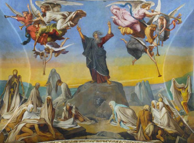 Росписи Исаакиевского собора, источник фото: http://www.cathedral.ru/givopis