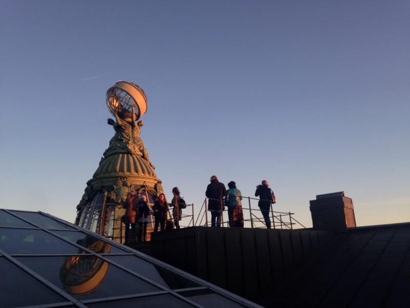 Купол Дома Зингера