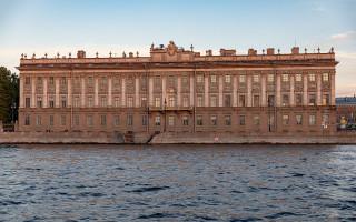 Мраморный дворец в Санкт-Петербурге, 2018 г. Фото: Ninara from Helsinki, Finland