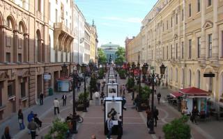 Малая Садовая улица. Фото: Sergei Frolov