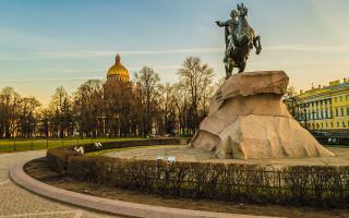 """Памятник """"Медный всадник"""". Фотограф: Valery Tolstov (Wikimedia Commons)"""