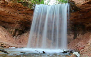 Горчаковщинский водопад. Фото: rasfokus.ru Автор: Виктор Гончаров