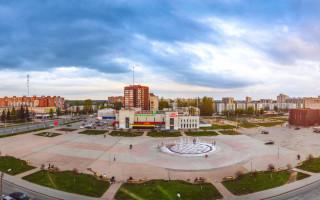 Город Тосно. Фото: vesty.spb.ru