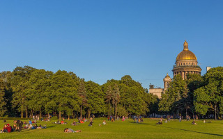 Санкт-Петербург. Фото: Max Dawncat
