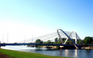 Лазаревский мост. Фото: Batonmedved