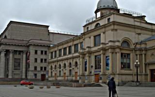 Планетарий - Санкт-Петербург. Фото: wikimapia.org