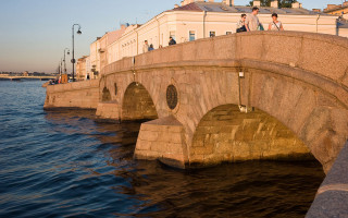 Прачечный мост. Фото: George Shuklin