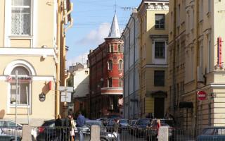 Центр Петербурга. Фото: prepsster