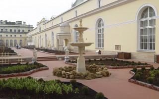 Висячий Сад МАлого Эрмитажа. Фото: Tura8