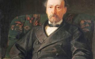 Изображён: Некрасов Николай Алексеевич. Автор: Ге Николай Николаевич. Источник: Русский музей