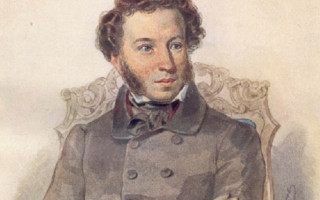 Портрет поэта А. С. Пушкина. Автор: П. Ф. Соколов (Wikimedia Commons)