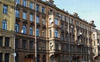 Доходный дом купца А. Ф. Евментьева (правая часть). Фото: citywalls.ru