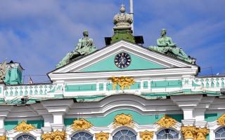 Зимний дворец. Фото: moiarussia.ru
