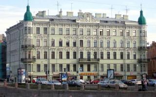Доходный дом П. Н. Фокина. Фото: citywalls.ru