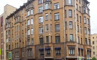 Доходный дом И. И. Брадучана. Фото: citywalls.ru