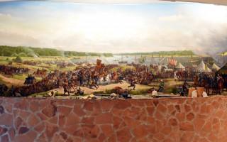 "Музей-диорама ""Невская битва 1240 год"""