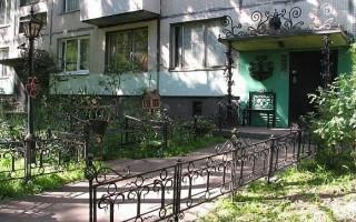 Дворик кузнеца в Санкт-Петербурге. Фото: ok.ru/novostisan/topics