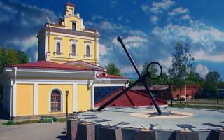 Здание музея на ул. Ленинградской, 2. Фото: visitkronshtadt.ru