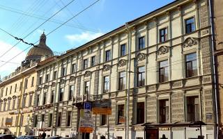 Малая Морская улица. Фото: GAlexandrova (Wikimedia Commons)