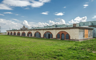 "Форт ""Великий князь Константин"" в Кронштадте. Фото: Florstein (WikiPhotoSpace)"