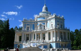 Павильон Катальной горки в Ораниенбауме. После реконструкции 2007 г. Фото: Luu (Wikimedia Commons)